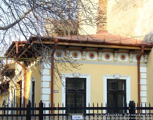 Little Paris style house, Bucharest