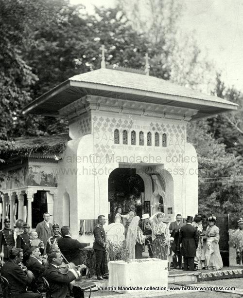 royal garden pavilion in art