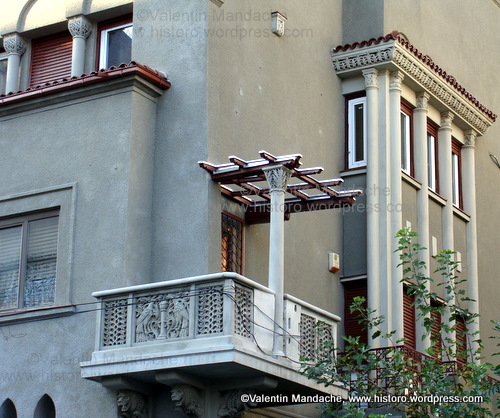 Venetian Architectural Decorative Motifs Bucharest