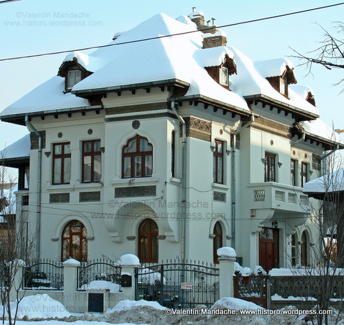 April 2010 historic houses of romania page 2 - Romanian architectural styles ...