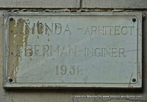 stil modernist case de epoca historic houses of romania. Black Bedroom Furniture Sets. Home Design Ideas