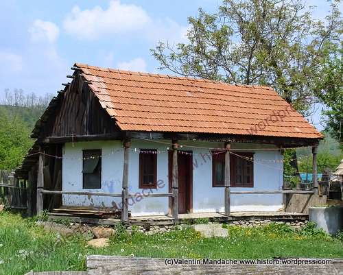 Case taranesti case de epoca historic houses of romania - Romanian peasant houses ...