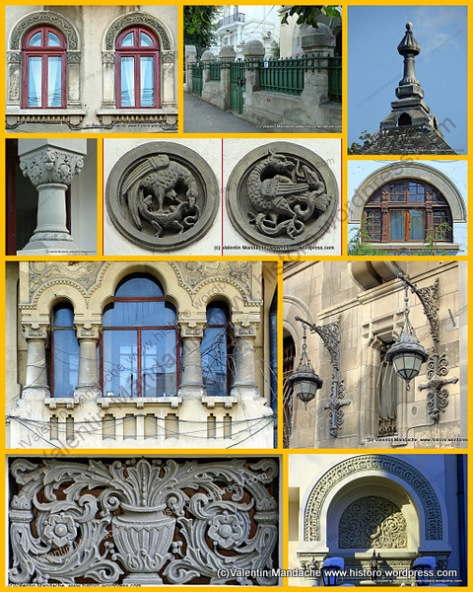 Historic houses of romania case de epoca reports and - Romanian architectural styles ...