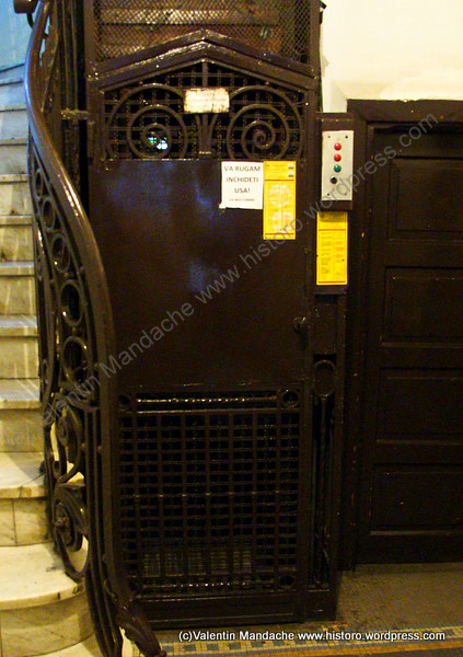 Neo romanian style elevator historic houses of romania - Neo romanian architecture traditional and functional house plans ...