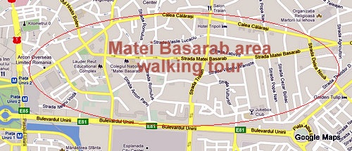 Saturday 9 February: architectural history tour in Matei Basarab area of Bucharest (3/3)