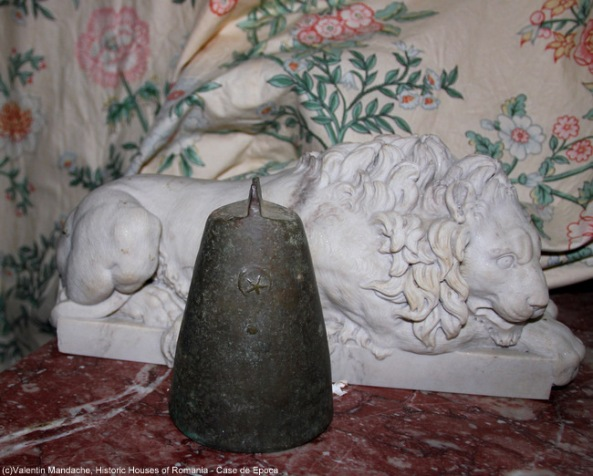 Ottoman period sheep bell from Casota, Buzau county