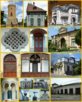 Architectural tour in Targoviste. Historic Houses of Romania - Case de Epoca
