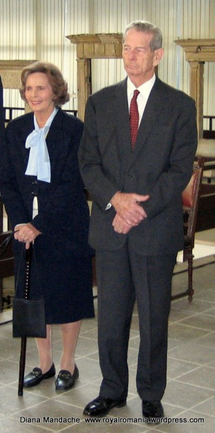 HM King Michael of Romania and HM Queen Anne of Romania