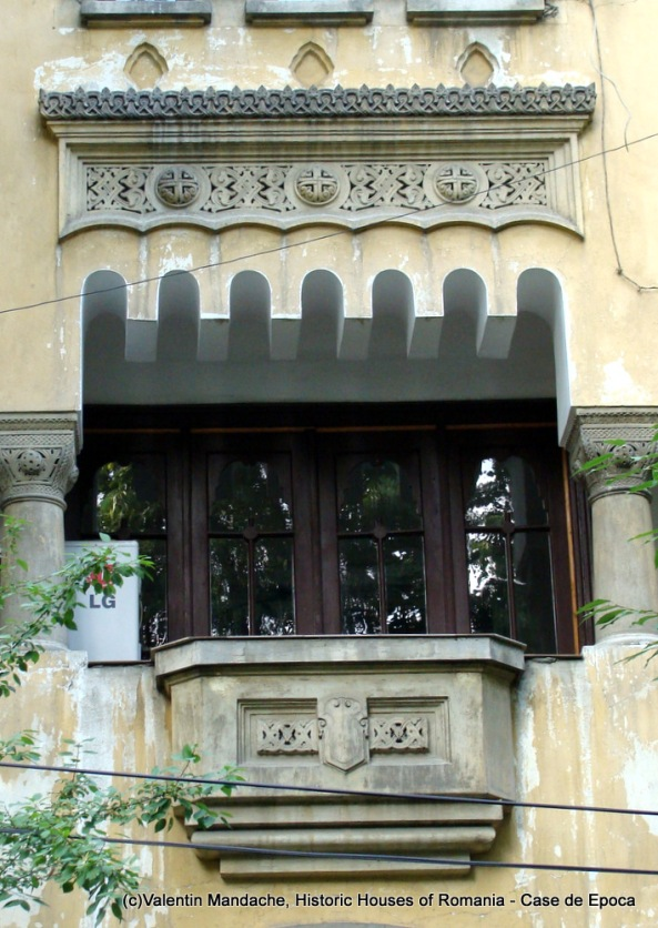 Rehearsal architectural tours: Royal and Muntenian/ Brancovan theme (Historic Houses of Romania - Case de Epoca)