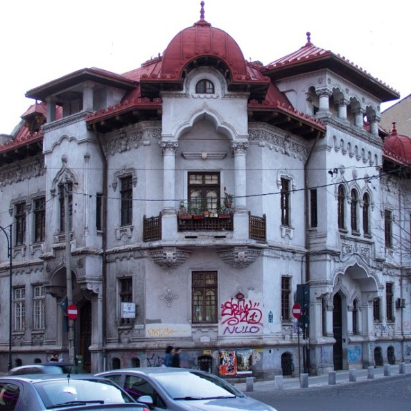 Casa Boteanu, how it looks in today
