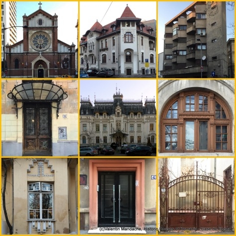 Historic Houses of Romania walking tour in Berthelot area of Bucharest