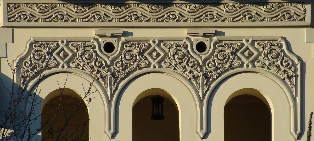 Tour: Kiseleff area & the late Neoromanian style