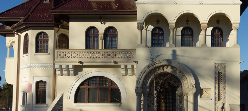 Tour: the architecture of west Cotroceni