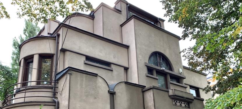 Tour: the Art Deco of Domenii quarter – Sunday 26September